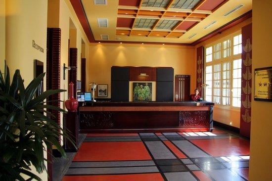 La Residence Hue Hotel & Spa: l'accueil