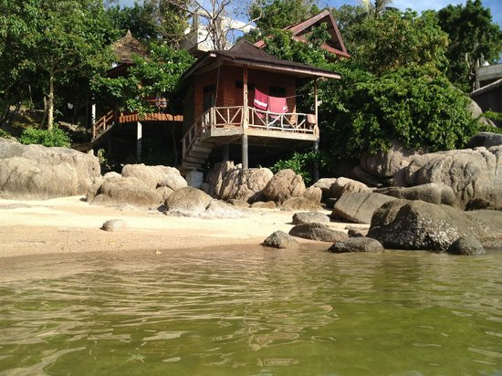 Koh Tao View Cliff Resort: second best bungallow on property