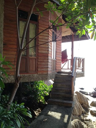 Koh Tao View Cliff Resort: entrance
