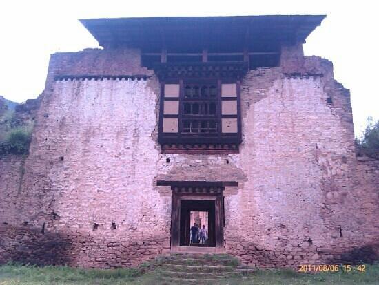 Drukgyel Dzong: Drugyal, Paro