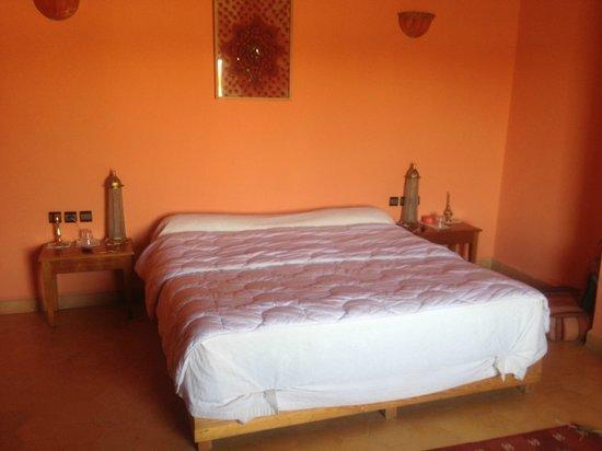 Dar El Janoub: Dormitorio