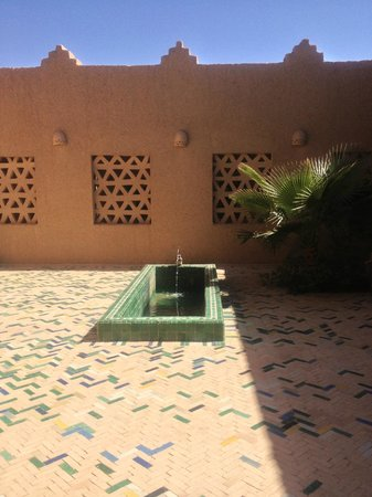 Dar El Janoub: Patio interior