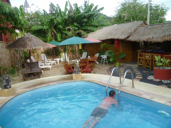 Kantiang Oasis Resort & Spa: nice little pool