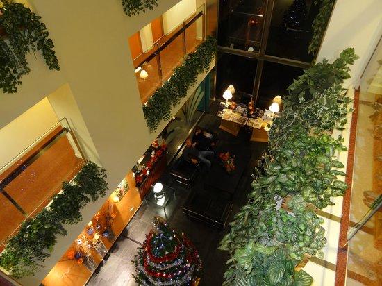 Hotel Font d'Argent: vistas del interior del hotel