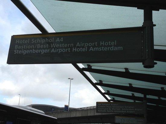 Shutle Bus Airport Steigenberger Hotel