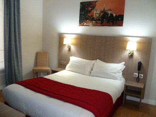 Lux Hotel Picpus: Chambre