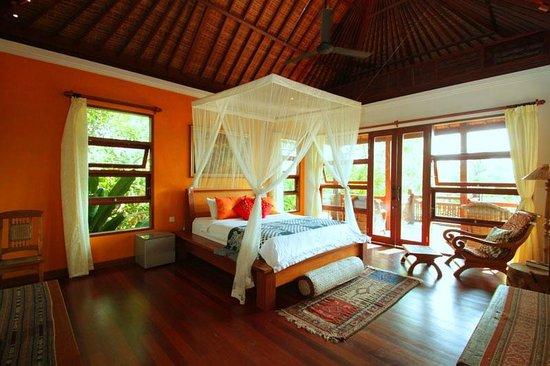 Villa Arya Ubud : Deluxe (satya)
