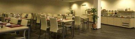 Best Western Hotel City Ost: Breakfast Area