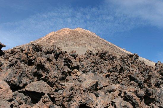 Volcan El Teide: Вулкан Тейде