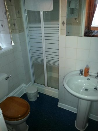 The Park Villa Hotel: En-suite