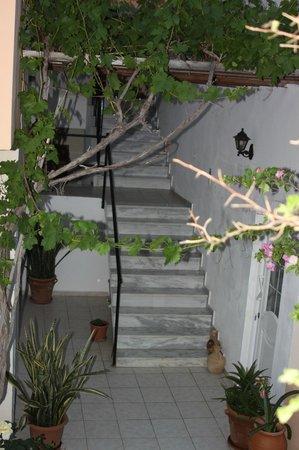 Argyro Apartments : ground floor