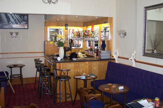The Park Villa Hotel: Bar