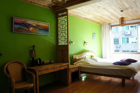 Guilin Ming Palace International Youth Hostel: 房間