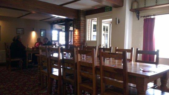 Bax Castle: Restaurant