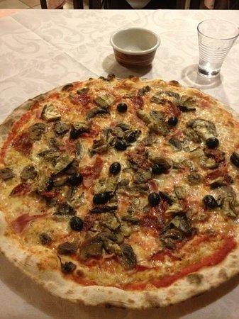 Pizzeria La Pendola: specialità della casa