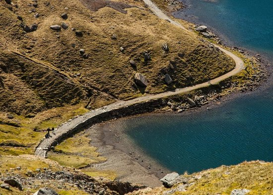 Snowdon: From the Pyg Track