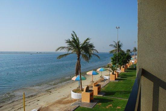 Palma Beach Resort & Spa: Peaceful