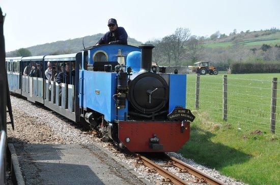 Ravenglass and Eskdale Railway: Train