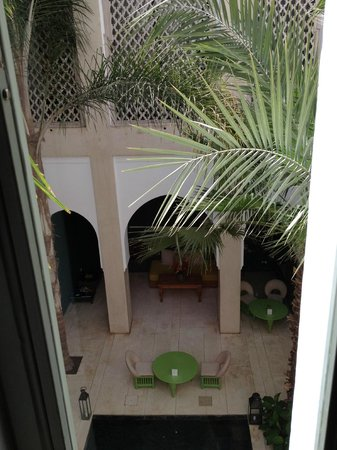 Riad Due: View from room