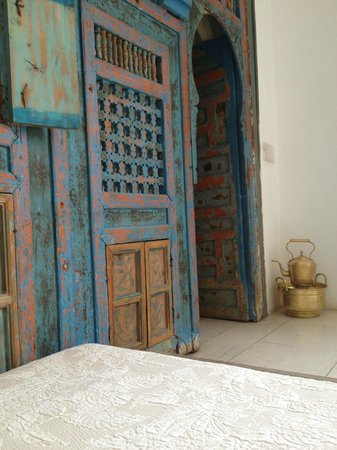 Riad Due: Patio