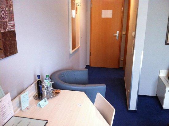 Hotel Ambassador-Berlin Grunau : Zimmer