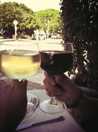 Rustico Italiano Ristorante : Cheers to Rustica Italiano