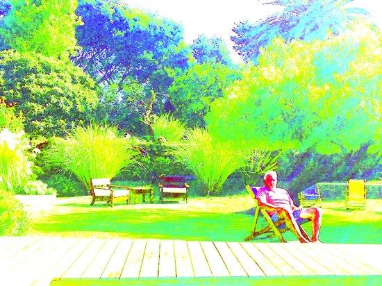 بوزادا إل كابوللو: jardín