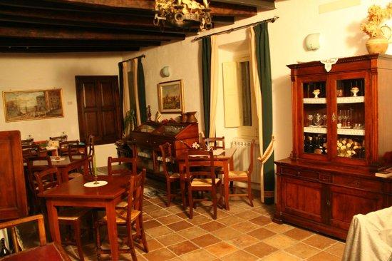 Nena al Borgo Castello: La Reception di Nenà al Borgo Castello