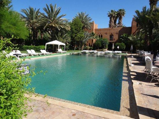 Hotel Ouarzazate Le Riad: Piscine de l'hôtel