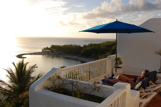 Windjammer Landing Villa Beach Resort : View