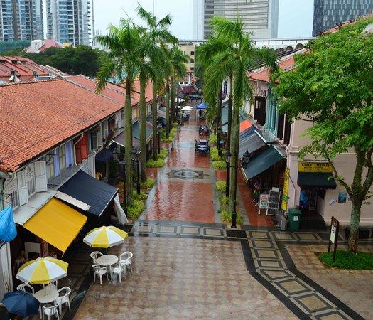 Rainy Kampong Glam