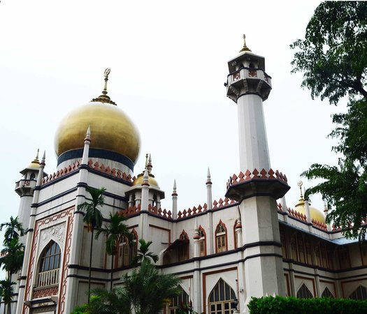 Kampong Glam : Sultan Mosque