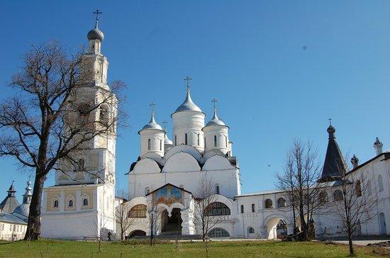 Vologda, Rusya: Церковь и колокольня