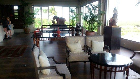 The Pavilions Phuket: Pavilions Lobby