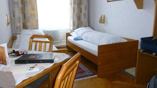 Schweizer Pension: extremely nice and comfortable
