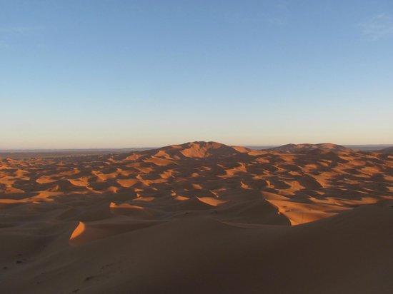 Auberge Camping Sahara: Dunes Erg Sheby