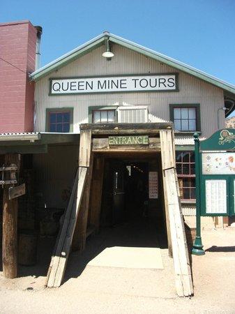 Copper Queen Mine: Copper Queen