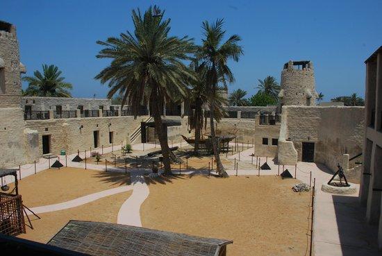Umm Al Quwain Fort : General interior