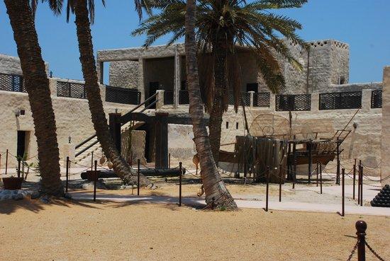 Umm Al Quwain Fort : Peaceful