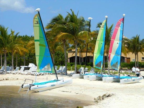 Hacienda Tres Rios: Catamarans (free to use)