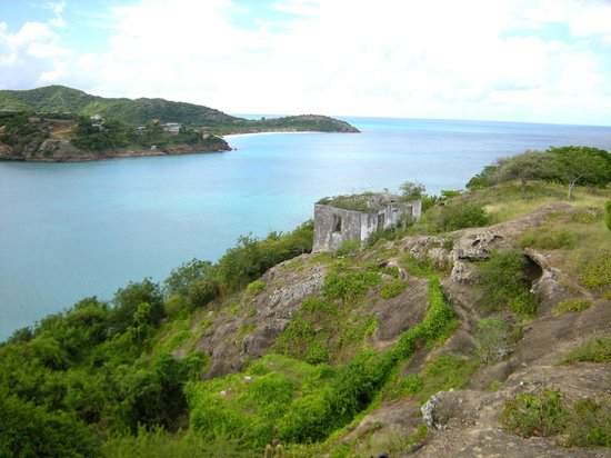Fort Barrington : View from the top