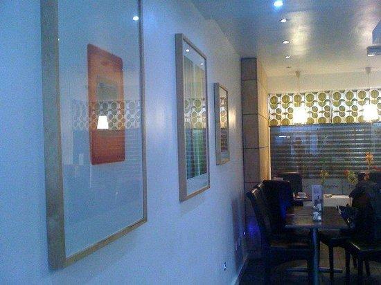 Freshfields Cafe: Cafe