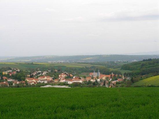 Hotel Mlyn Velehrad: The village of Velehrad