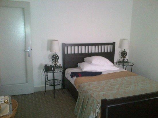 Hotel Adriatica : Cama habitacion 59