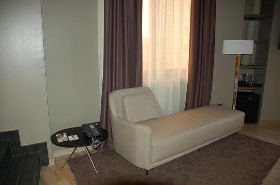 Hotel SB Ciutat de Tarragona: Sala de estar-