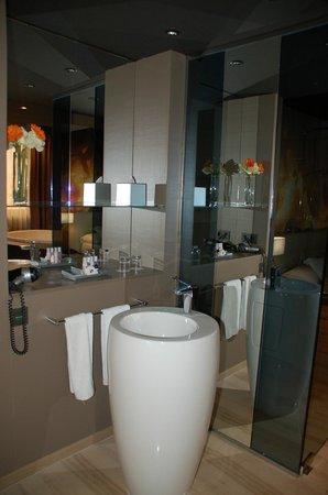 Hotel SB Ciutat de Tarragona: Baño-