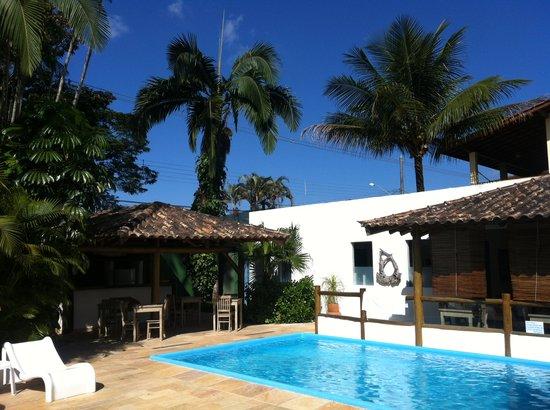 Pousada Ilha de Itaka: Der Pool des Hotels