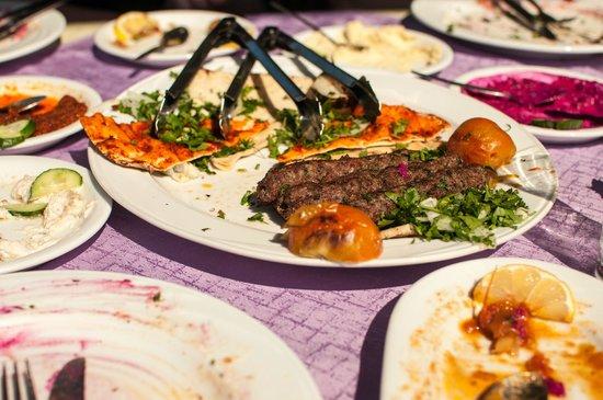 Aurelia, Syrian Restaurant