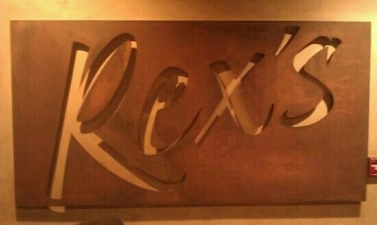 Rex's American Grill & Bar: Rex's