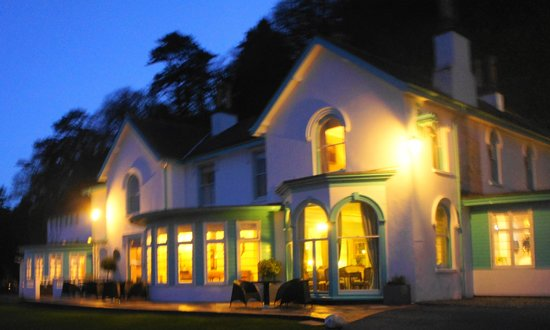 Hotel Portmeirion: A walk through the village after a fabulous dinner